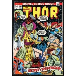 Thor (1966) #212 NM (9.4)
