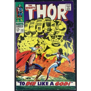 Thor (1966) #139 FN/VF (7.0) Vs Ulik