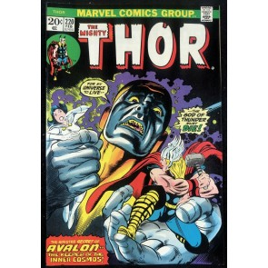 Thor (1966) #220 VF+ (8.5) Saga of the Black Stars pt 3 of 3