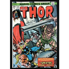 Thor (1966) # 231 FN+ (6.5) vs Man-Monster