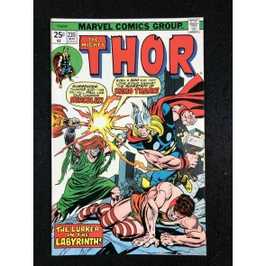 Thor (1966) #235 VF/NM (9.0) 1st App Kamo Thorn