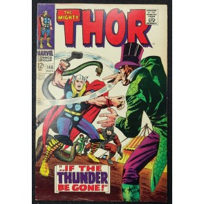 Thor (1966) #146 FN/VF (7.0) Circus of Crime Ringmaster Jack Kirby Cover & Art