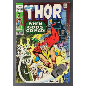 Thor (1966) # 180 FN/VF (7.0) Neal Adams Art