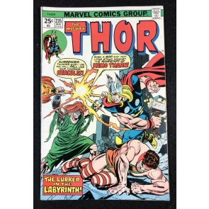 Thor (1966) #235 FN/VF (7.0) 1st Appearance Kamo Thorn Elders of the Universe
