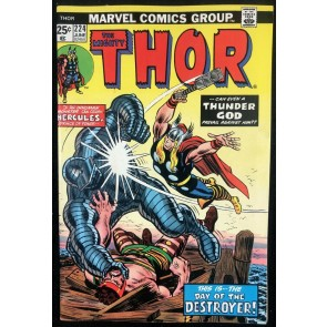 Thor (1966) #224 FN (6.0) Vs Destroyer