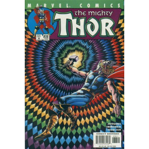 THOR (1998) #38 NM BARRY WINDSOR SMITH COVER