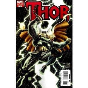 Thor (2007) #6 VF+ Arthur Adams Variant Cover