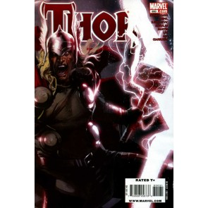Thor (2007) #600 VF/NM 1:20 Dell'Otto Variant Cover