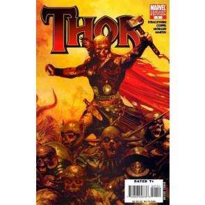 Thor (2007) #1 VF/NM Arthur Suydam Zombie Variant Cover