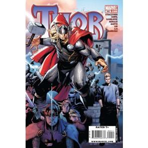 Thor (2007) #600 VF/NM Oliver Coipel Cover