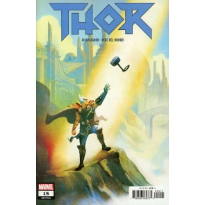 Thor (2018) #15 (#721) VF/NM Cover