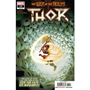 Thor (2018) #13 (#719) VF/NM War of the Realms