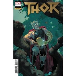 Thor (2018) #1 (#707) VF/NM 1:50 Esad Ribic Variant Cover