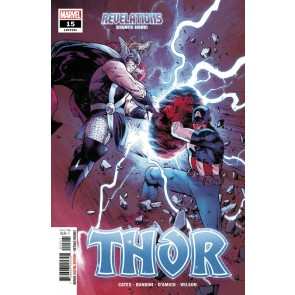 Thor (2020) #15 (#741) VF/NM Olivier Coipel Cover Donny Cates