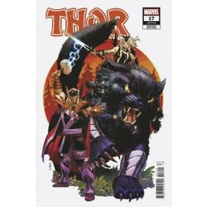 Thor (2020) #17 VF/NM Nic Klein Variant Cover