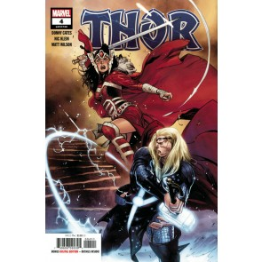 Thor (2020) #4 (#730) Olivier Coipel Cover