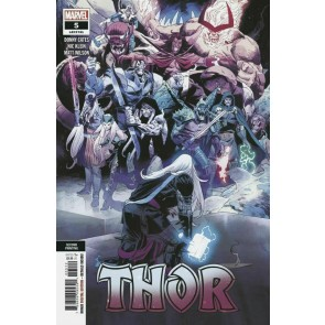 Thor (2020) #5 (#731) VF/NM-NM 2nd Print Black Winter Donny Cates