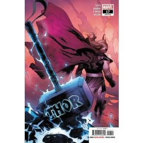 Thor (2020) #17 VF/NM Oliver Coipel Cover