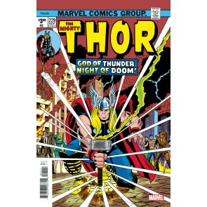 Thor #229: Facsimile Edition (2020) Reprint Wolverine Appearance