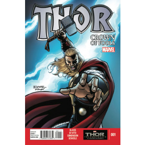 THOR: CROWN OF FOOLS (2013) #1 VF/NM