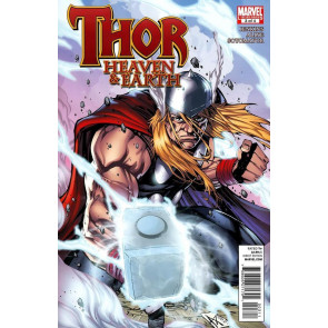 THOR HEAVEN & EARTH #3 OF 4 NM