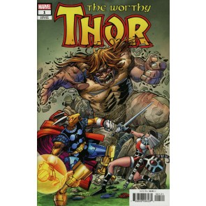 Thor: The Worthy (2019) #1 VF/NM Walter Simonson Variant Cover
