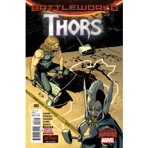 THORS (2015) #2 VF/NM