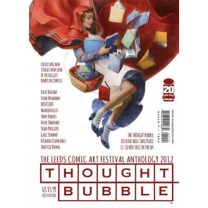THOUGHT BUBBLE ANTHOLOGY #2 LEEDS COMIC ART FESTIVAL 2012 IMAGE