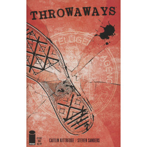 Throwaways (2016) #1 VF/NM Image Comics
