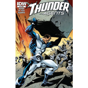THUNDER AGENTS (2013) #3 VF/NM IDW
