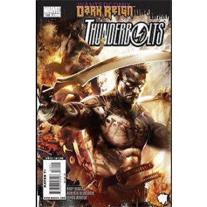 THUNDERBOLTS #132  NM  DARK REIGN TIE-IN
