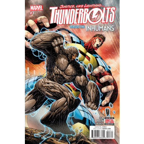 Thunderbolts (2016) #3 VF/NM