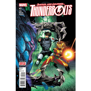 Thunderbolts (2016) #2 VF/NM
