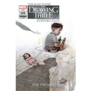 The Dark Tower: The Drawing of the Three - The Prisoner (2014) #1 of 5 VF/NM