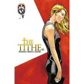 THE TITHE (2015) #1 VF/NM COVER B IMAGE COMICS
