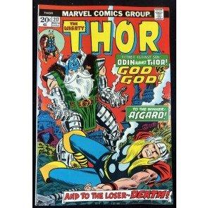 Thor (1966) #217 VF+ (8.5) Vs Odin