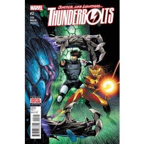 Thunderbolts (2016) #2 VF/NM