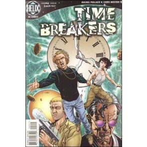 Time Breakers (1997) #'s 1 2 3 4 5 Complete VF/NM Lot Helix Set