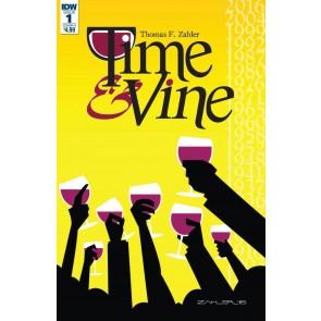 Time & Vine (2016) #1 VF/NM IDW