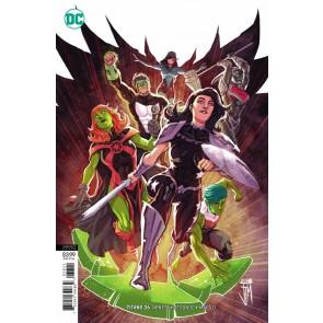 Titans (2016) #36 VF/NM Francis Manapul Variant Cover DC Universe