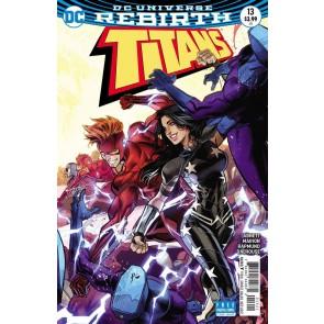 Titans (2016) #13 VF/NM Dan Mora Cover DC Universe Rebirth