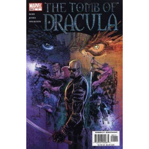 TOMB OF DRACULA (2004) #1 VF - VF+ BLADE
