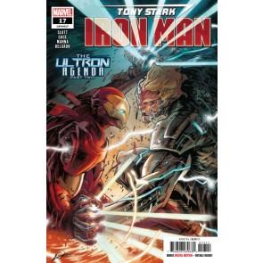 Tony Stark: Iron Man (2018) #17 VF/NM Dan Slott