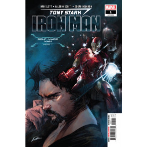 Tony Stark: Iron Man (2018) #1 VF/NM