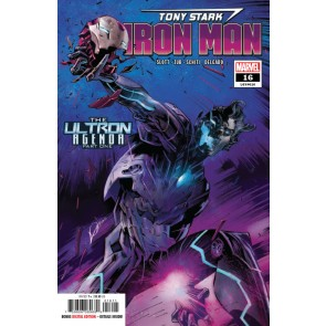 Tony Stark: Iron Man (2018) #16 VF/NM