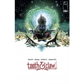 Tooth & Claw (2014) #1 The Autumnlands VF/NM (9.0) Kurt Busiek Image Comics