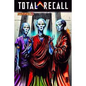 TOTAL RECALL #3 NM DYNAMITE