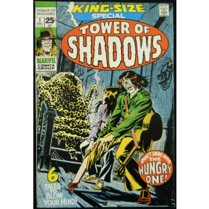 TOWER OF SHADOWS #1 ROMITA COVER STERANKO ART