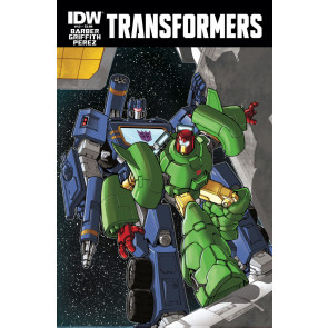 TRANSFORMERS #43 VF/NM IDW COVER A