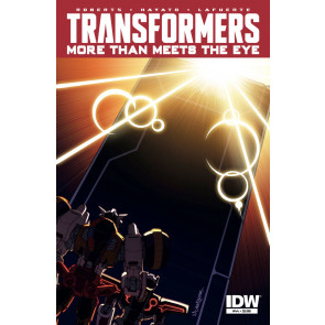 TRANSFORMERS #44 VF/NM IDW COVER A